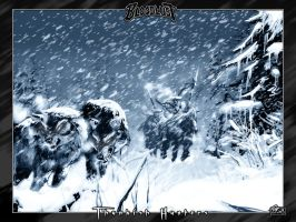 BLOODLUST - Thunkish Hunters 3 by RobertFriis