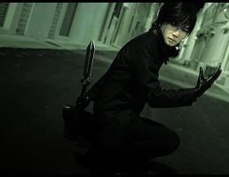 Darker than Black - Machiavellian by cambiocosplays
