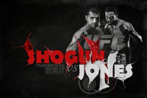 UFC 128: Shogun vs Jones by weoweoweo