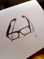 3D eyeglasses by cheilo17