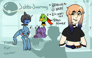 Johto Journey app by FLU0URITE