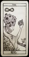 Tarot: The Magician by ScareyBunny