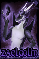 Badge Comish - Zaelgolin by TwilightSaint