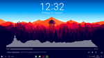 Minimalistic Music Player by 5onderling