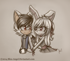Your Eyes by Bleu-Angel