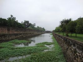 Canal Stock by prudentia