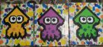 Splatoon Squid Prints by DuctileCreations