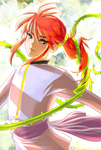 Kurama Color by DrunkPugs