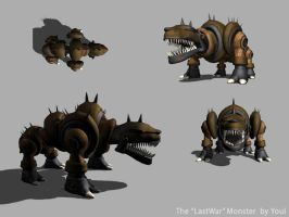 last war monster by YoulDesign