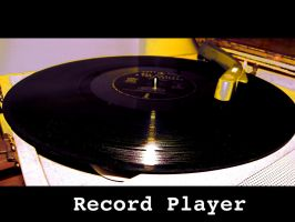 Record Player by mtcovik