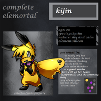 Kijin  ref 2 by Pikachim-Michi