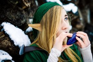 Ocarina of Time by Arctic-RevoIution