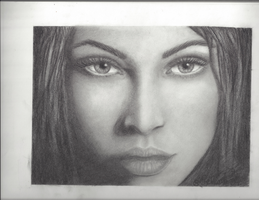 Megan Fox Portrait by whoisceleste