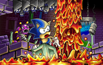 Sonic Fix: Marble Zone by gsilverfish