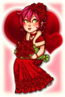 Red Roses by emperial