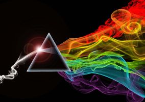 pink floyd's design by Moaki