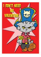 A Very CatBeard Valentine by PlummyPress