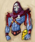Skeletor Concept by GavinMichelli