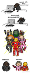 Avengers Accessorize by geothebio