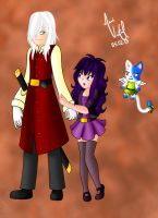 Mich and Ranny 2 years late by maahvictal