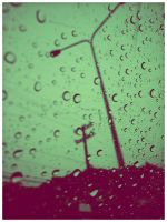 powerlines drops by geyl