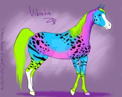 Vibratia by Willow-Tree-Stables