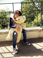 Junjou Romantica: Sunshine and Teddy Bear Drops by BomBomPPGFan
