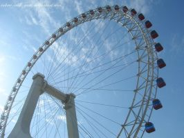 Tianjin Eye by theChrisScott