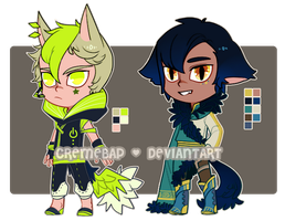 Adopts: 02 {Closed} by CremeBap
