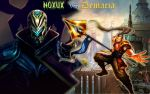 League of legends by Michio11