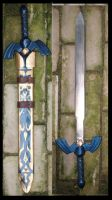 Real Master Sword by Wakxix
