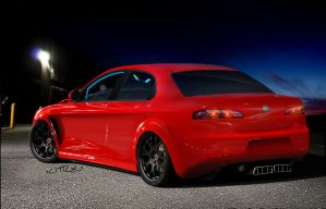 Alfa Romeo 159 by LiTTLE777