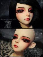 Face-up: DOD DOT Homme Ducan - 3 by asainemuri