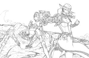 Colette-Steam-Punk-pencils by teamzoth