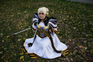 Chronormu ( world of warcraft ) by MorpheusPhotography