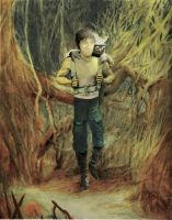 Songs of Experience on Dagobah by sengarden