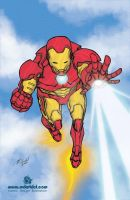 Iron Man 2010 by mdavidct