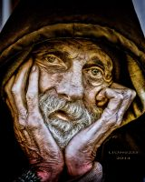 HDR Olde Man by Lion6255