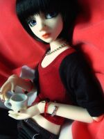 Coffee Queen I by Furious-Dee