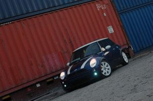 Mini Cooper BOS 3 by cosmiccan