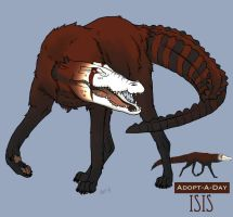 Adopt A Day Isis 7-5-14 by GuardianDragon1
