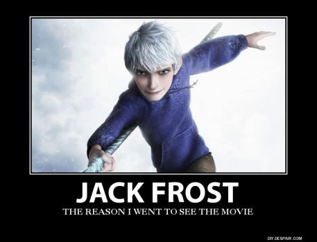 Jack Frost by beegee12
