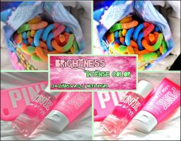 Brightness Intensifica Color by Jazminswag-Editions