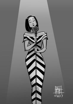 Hooverphonic fanart by BOTAGAINSTHUMANITY