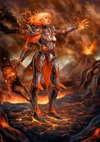 -Fire- by arvalis