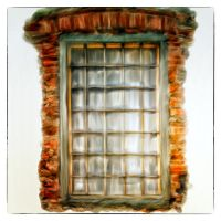 Old Window by zsphere