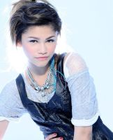 Zendaya Models by Bella--and--Zendaya