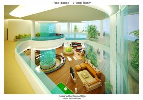 R2-Living Room 2 by Semsa