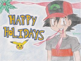 :CE: Happy Holidays by Vermilion-Heart