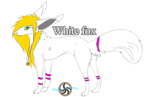 (4)White fox by 777whiteDRAGON